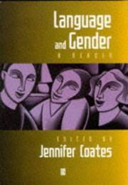 Language and Gender: A Reader