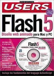 Macromedia Flash 5 Manual del Usuario con CD-ROM: Manuales Users, en Espanol / Spanish (Manuales...