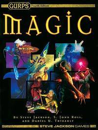 GURPS Magic 4E Softcover by Steve Jackson - Paperback - First Edition.  - 2009 - from McPhrey Media LLC (SKU: 100004)