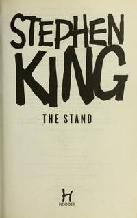 The Stand; The Complete And Uncut Edition - 1st Edition/1st Printing