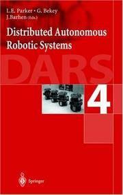 Distributed Autonomous Robotic Systems 4