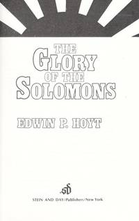 The Glory Of the Solomons