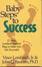 Baby Steps to Success