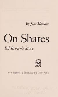On shares: Ed Brown's story