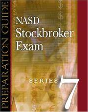NASD Stockbroker Series 7 Exam: Preparation Guide (Compass Learning System) by Cengage South-Western - Paperback - 1 - 2003-09-09 - from Bacobooks (SKU: S-175-83)