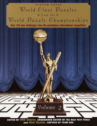 World-Class Puzzles from the World Puzzle Championships (Volume 2)