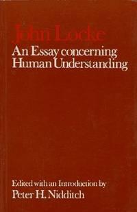 image of John Locke: An Essay concerning Human Understanding