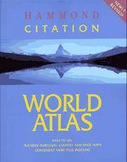 *ACP-HAMMONDS ATLAS/SALTER WORLD REG GEO