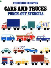 Cars and Trucks Punch-Out Stencils (Dover Pictorial Archive)