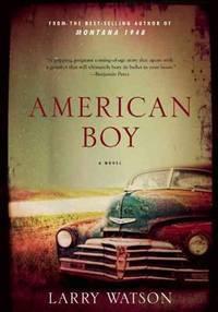 image of American Boy: A Novel