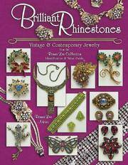 BRILLIANT RHINESTONES: VINTAGE & CONTEMPORARY JEWELRY FROM THE RONNA LEE COLLECTION - IDENTIFICATION & VALUE GUIDE