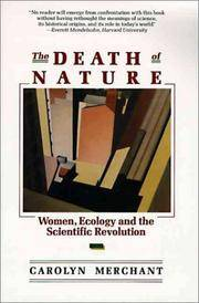 The Death of Nature: Women, Ecology, and the Scientific Revolution