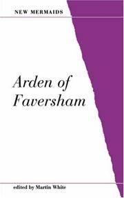 image of Arden of Faversham :ARDEN (New Mermaids)