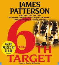 The 6th Target by  James Patterson - 2007 - from rerunz entertainment and Biblio.com