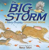 The Big Storm: A Very Soggy Counting Book [Hardcover] Tafuri, Nancy