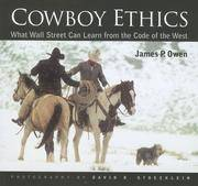 image of Cowboy Ethics: What Wall Street Can Learn From The Code Of The West