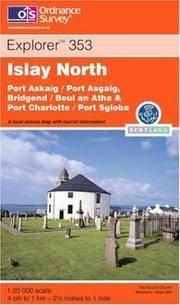 image of Islay North (Explorer Maps)
