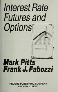 Interest Rate Futures and Options