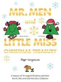 image of Mr. Men and Little Miss: Christmas Story Treasury (Mr Men & Little Miss)