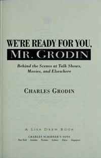 We're ready for you Mr. Grodin