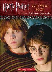 image of Harry Potter And The Goblet of Fire: Coloring and Activities Book