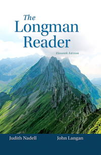 The Longman Reader (11th Edition)