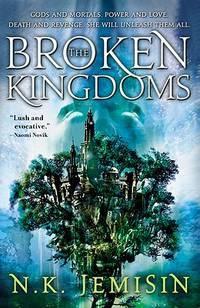 Broken Kingdoms - Inheritance Trilogy vol. 2