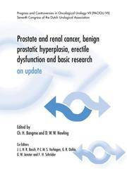 PROSTATE AND RENAL CANCER, BENIGN PROSTATIC HYPERPLASIA, ERECTILE DYSFUNCTION AND BASIC RESEARCH:...