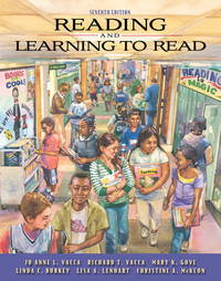 Reading and Learning to Read (with MyEducationLab) (7th Edition)