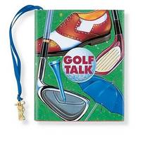 Golf Talk (With Charm) (Peter Pauper Charming Petites)