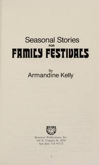 Seasonal Stories for Family Festivals