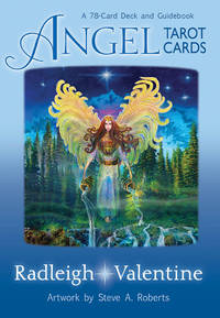 Angel Tarot Card: A 76-Card Deck and Guidebook