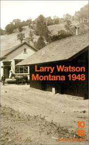 image of Montana 1948 (Litt�rature �trang�re) (French Edition)