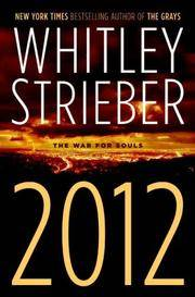 *Signed* 2012: The War for Souls (1st)