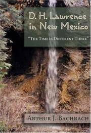 D. H. Lawrence in New Mexico: The Time is Different There