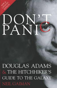 image of Don't Panic: Douglas Adams & The Hitchhiker's Guide to the Galaxy