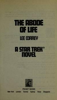 Abode of Life: Star Trek #6