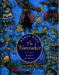 The Nutcracker; Based on The National Ballet of Canada's production by James Kudelka.