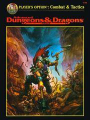 Player's Option : Combat & Tactics; Advanced Dungeons & Dragons Rulebook
