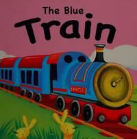 image of JG BOARD BOOK: BLUE TRAIN