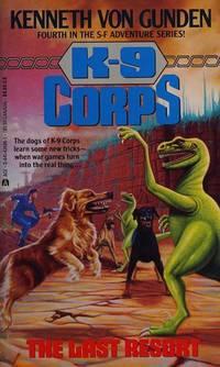 image of K-9 Corps:last Resort