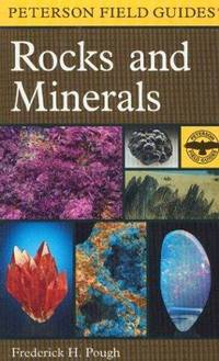 image of FIELD GUIDE TO ROCKS AND MINERALS