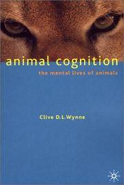 Animal Cognition: The Mental Lives of Animals