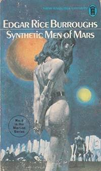 image of Synthetic Men  of Mars (No. 9  in the Martian Series)