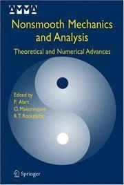 Nonsmooth Mechanics and Analysis: Theoretical and Numerical Advances (Advances in Mechanics and...