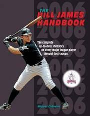 The Bill James Handbook 2006