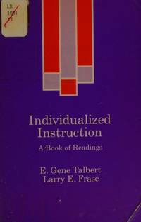 Individualized Instruction: A Book of Readings.