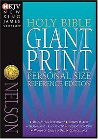 Personal Size Giant Print Reference Edition