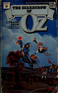 image of Scarecrow of Oz