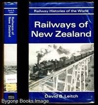 Railways of New Zealand by Leitch, David B - 1972
